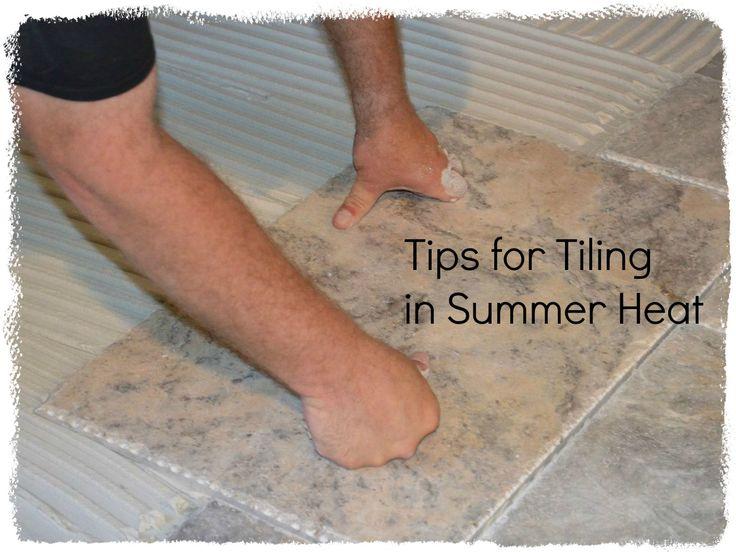 20 Best Diy Tile Tips Images On Pinterest Tiling Tile