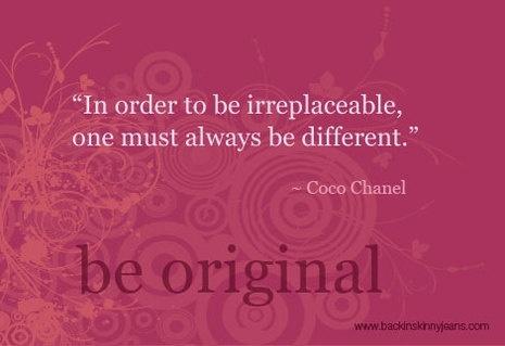 original.Google Image, Words Of Wisdom, The Originals Quotes, Chanel Originals, Coco Chanel, Chanel Life, Be Originals, Inspiration Pictures, Favorite Quotes