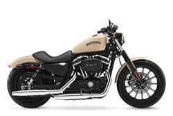Best Beginner Motorcycles for Women: Harley-Davidson Sportster Iron 883!!!!!!! I WANT ONE REALLY I DO!