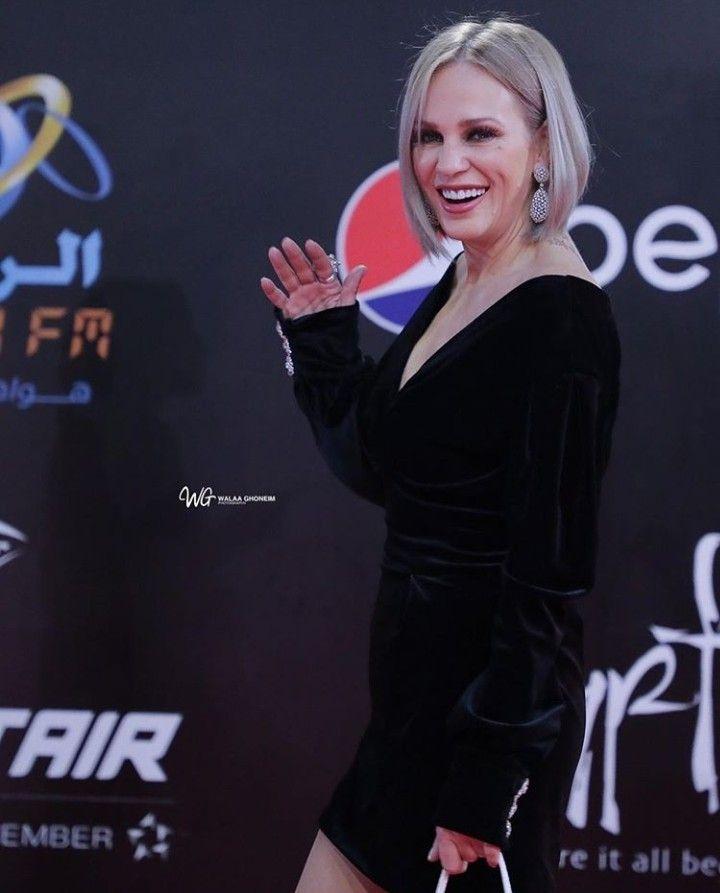 Beautiful Smile Blonde Women Sherein Reda Egyptian Actress Egyptian Actress Blonde Women Reda