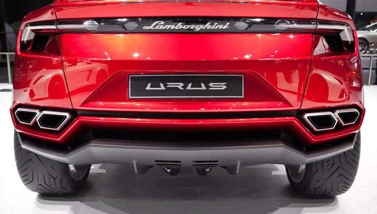 2017 Lamborghini Urus