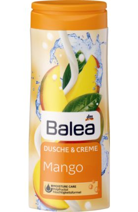 dusche creme mango 300 ml - Duschen Im Garten Mit Seife