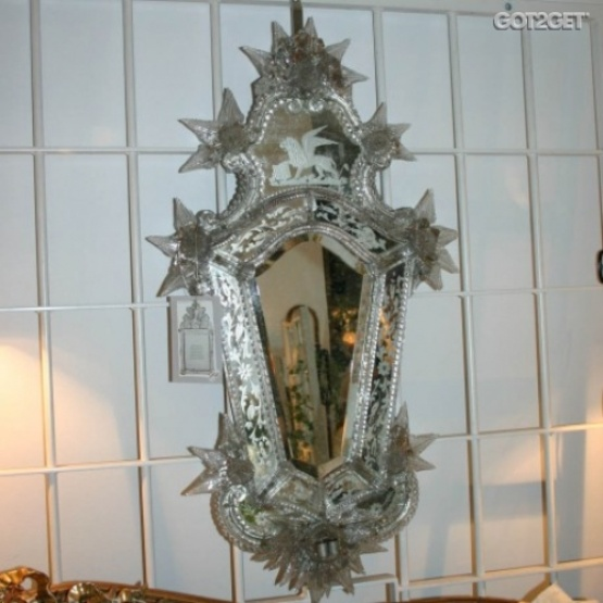 Venetiansk spegel | Second Stories | Got2get.se