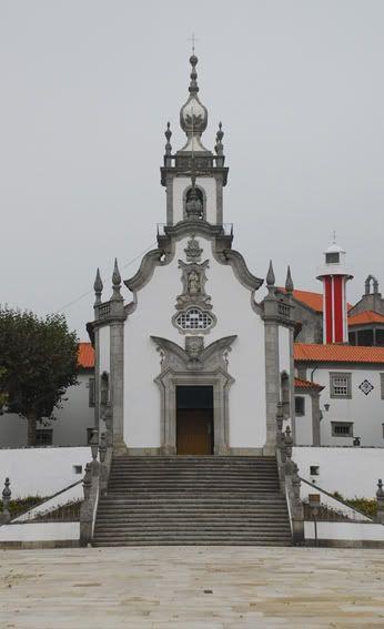 Viana do Castelo: Igreja de Nossa Senhora dos Remédios.