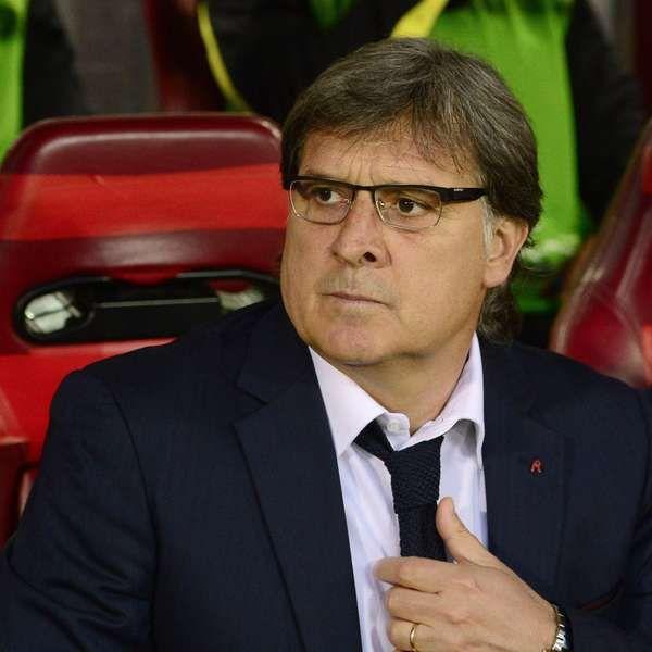 Próximos partidos de Argentina con Martino como entrenador