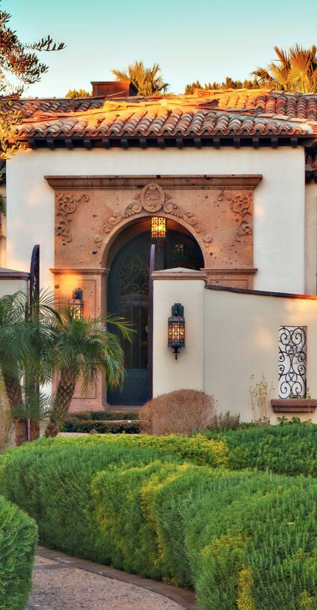 Best 25 Mediterranean House Exterior Ideas On Pinterest