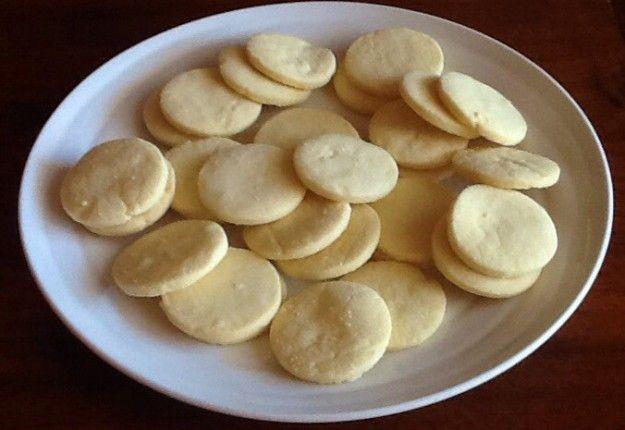 Kiwi shortbread - Real Recipes from Mums