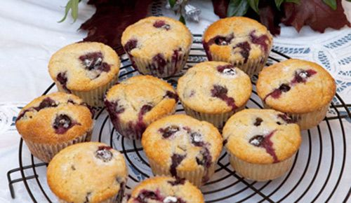 Blueberry (or Anything) Muffins