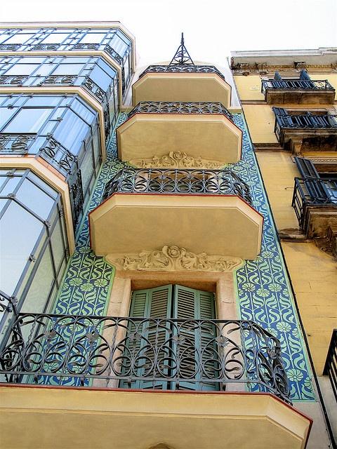 Gaudi and Barcelona | Flickr - Photo Sharing!