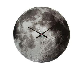 Karlsson :: Zegar ścienny Moon