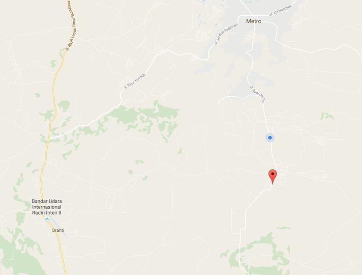 Peta Lokasi PM2KP Citra Mina Leatari