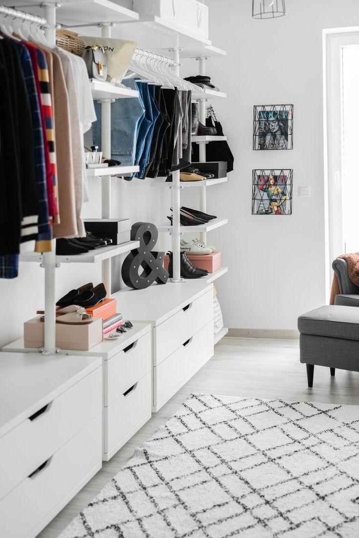 Best 75 zuhause maison sarahvonh images on pinterest - Gestaltung ankleidezimmer ...