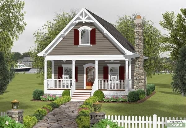 Plan: HHF-1896, 2 story, 1148 total square footage