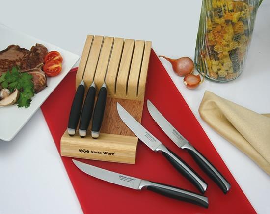 1000 images about baterias y accesorios de cocina on - Cuchillos icook amway ...