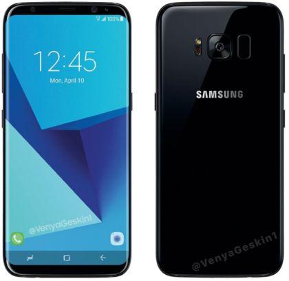 Διέρρευσαν ανεπίσημα τα νέα Samsung Galaxy S8 - TIMES OF TECH