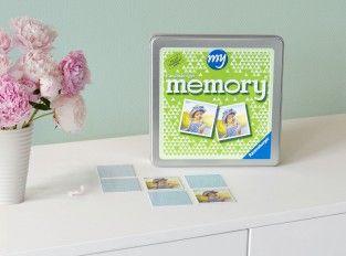 Hochwertiges Memoryspiel von Ravensburger selbst mit Fotos bedrucken lassen - Geschenkideen My memory®