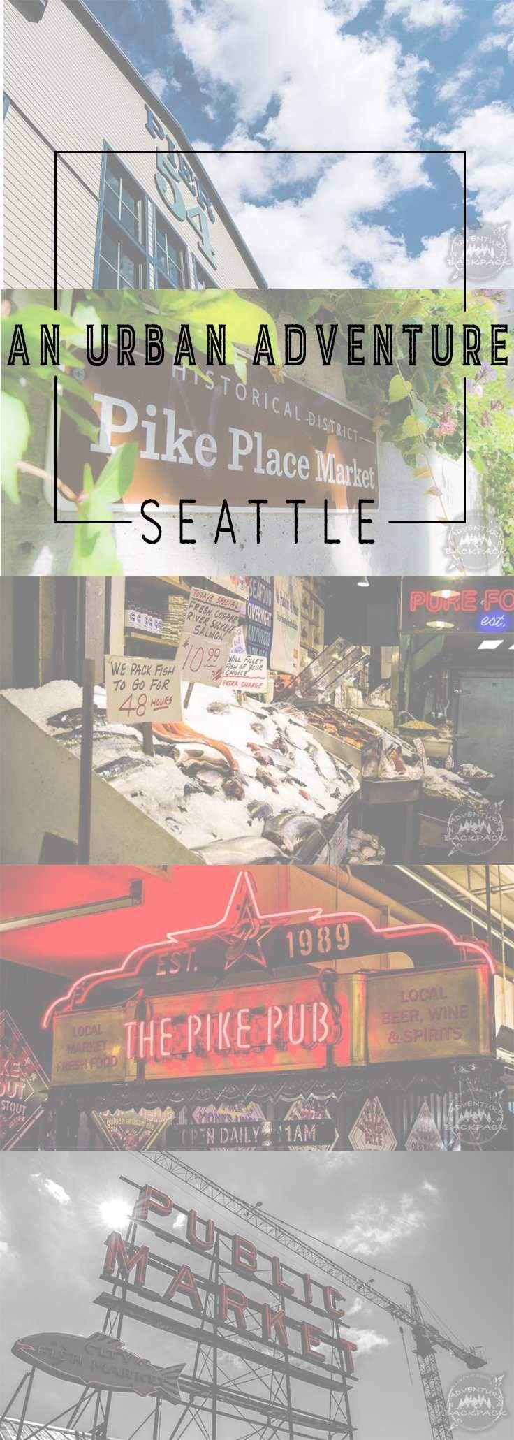 Seattle | Seattle Starbucks | Seattle Food | Seattle Restaurants | Seattle Downtown