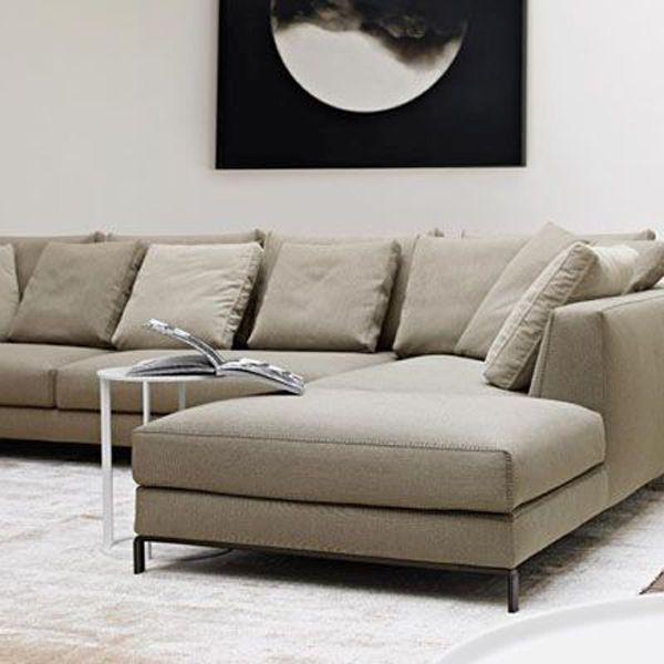 B&B Italia sofa Ray de Antonio Citterio
