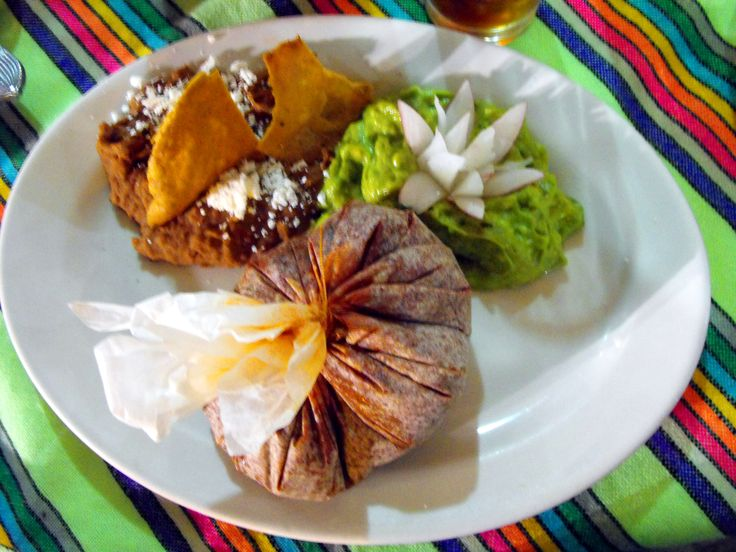 Mixiote Tlaxcala Mexico Mexican Food Recipes Food