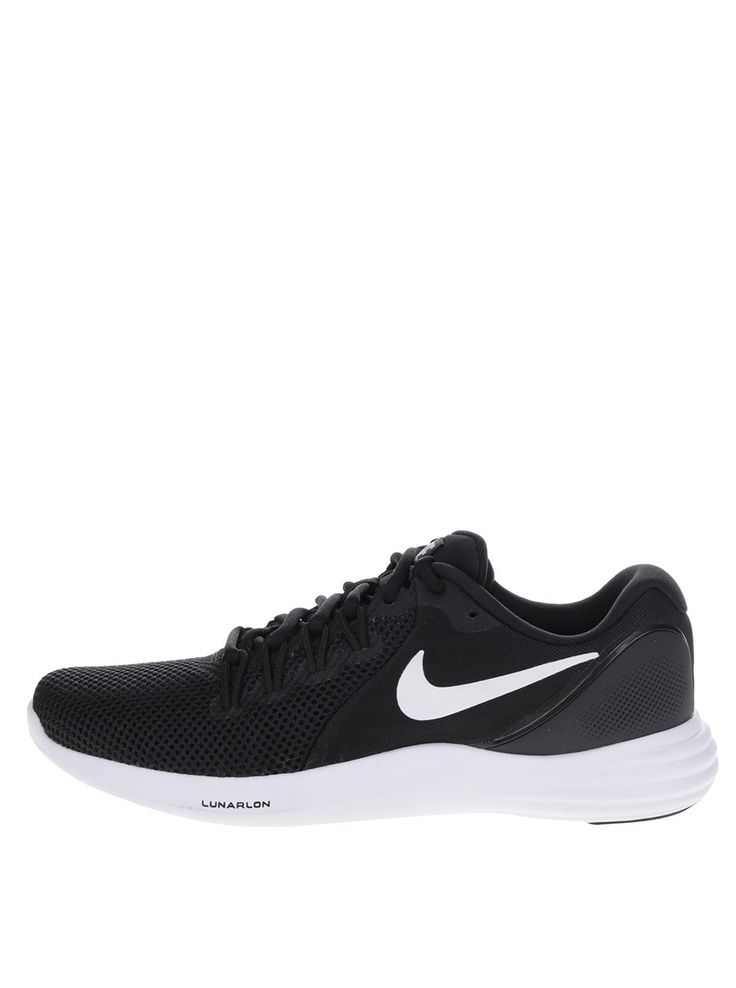 Bílo-černé pánské perforované tenisky Nike Lunar Apparent 2189 Kč   moje-tenisky.cz