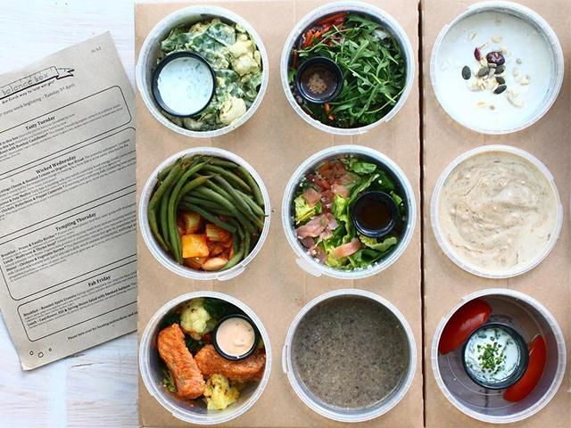 7 BEST HEALTHY FOOD DELIVERY SERVICES