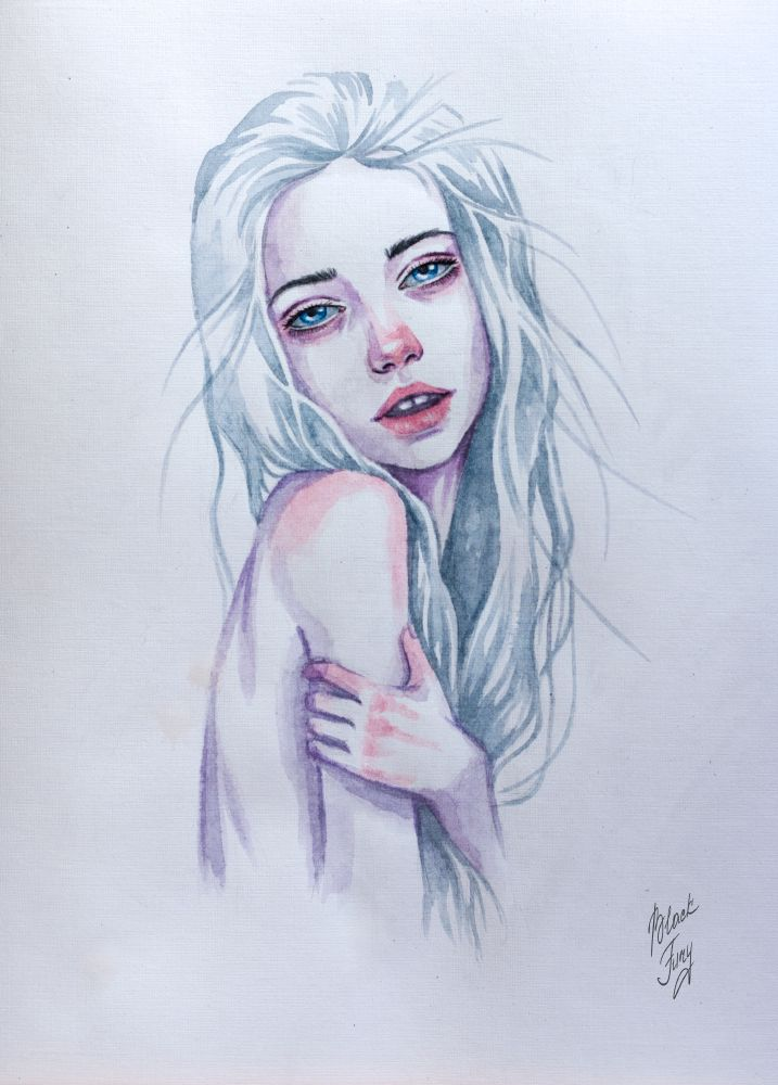 cold by BlackFurya on DeviantArt