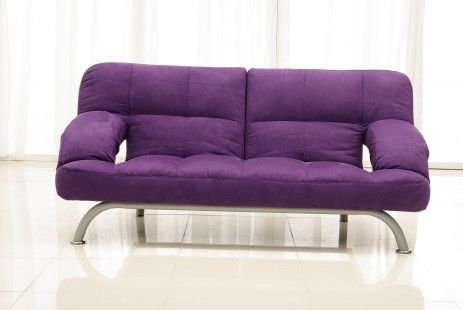 http://www.baidutama.com/comfortable-purple-sofas/ Comfortable Purple Sofas : Purple Sofa Bed