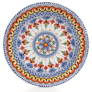 Mediterranean Decorative Plates by Prevailing Winds