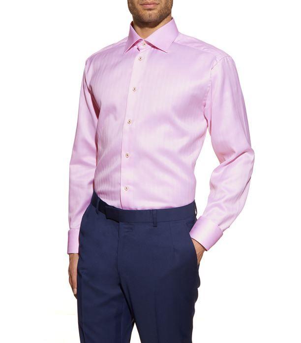 Formal Shirts Eton Tonal Herringbone Shirt