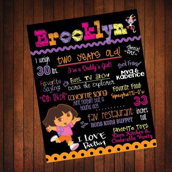 17 Best Images About Dora Party Ideas On Pinterest