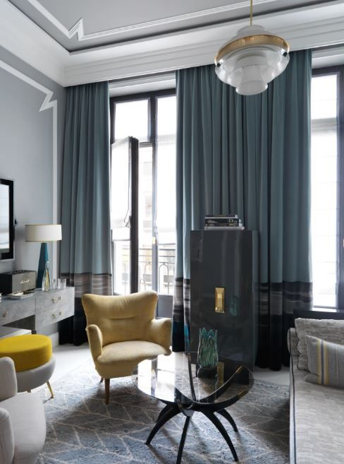 Definitely a unique experience in life .  hotel  nolinski paris by jean-louis deniot