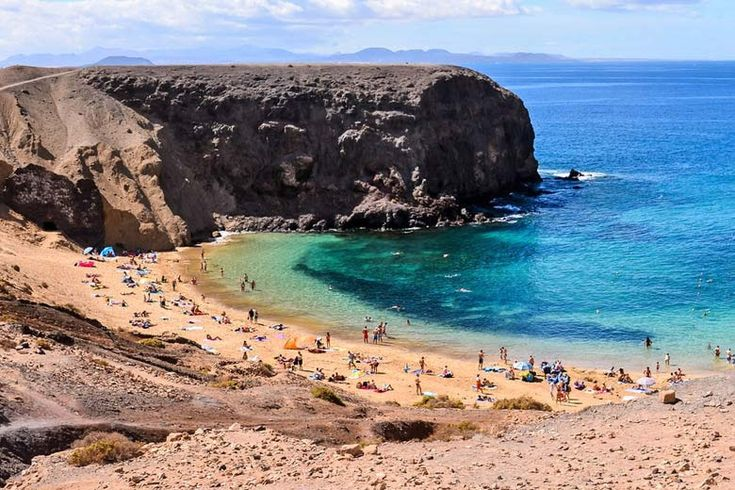 9 reasons to visit #Lanzarote | Weather2Travel.com #spain #canaryislands #travel #holiday