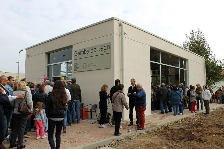 Padiglione esterno | Inaugurazione padiglione Gamba de Legn a Settimo Milanese (MI) - 25/10/2014