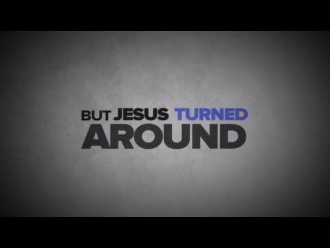 JESUS TURNED AROUND - Judah Smith (visual sermon illustration by harveyappleton) - YouTube