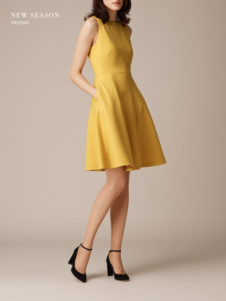 LK Bennett's Bayna dress is selling fast!