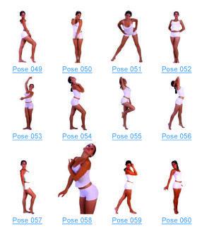 Oltre 200 pose fotografiche per modelle in PDF!!