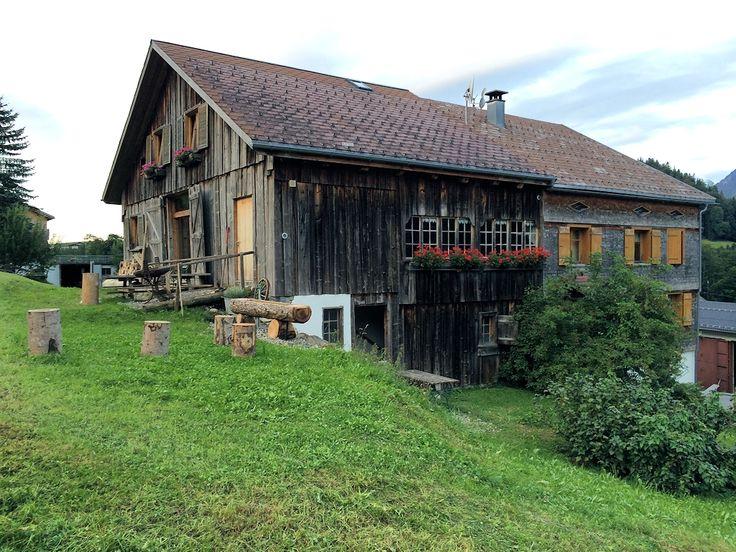 Evelyn's Hütte im Bregenzerwald - Urlaub in Österreich mit der ganzen Familie, einer Gruppe oder dem Verein