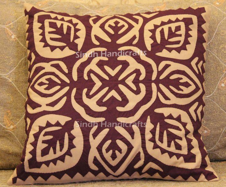 Cushion Sindh Handicrafts Pinterest Applique Quilts