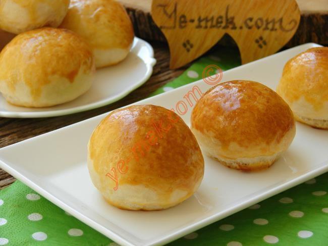 Pastane Usulü Mini Sandviç Ekmeği Resimli Tarifi - Yemek Tarifleri