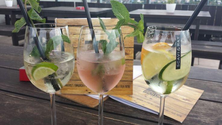 Dach Café Gießen in Gießen, Hessen is serving #Lillet