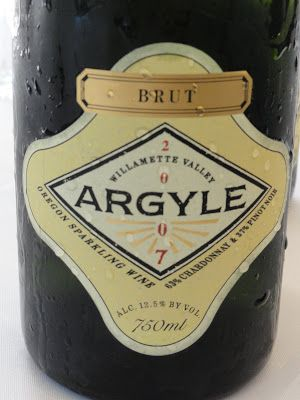 The Passionate Foodie: Disgorging Sparkling Wine With Rollin Soles of Argyle Winery
