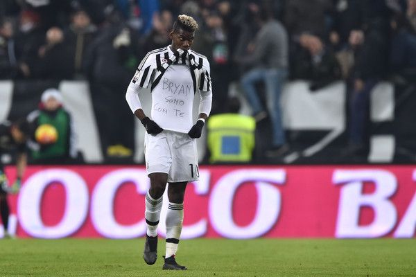 Paul Pogba Photos - FC Juventus v Torino FC - TIM Cup - Zimbio