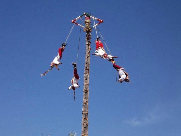 #mexico Voladores de Papantla