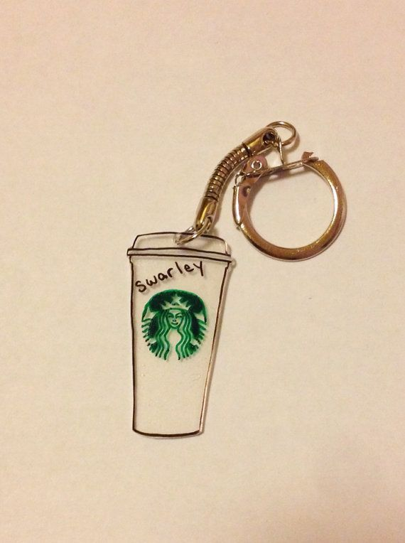 Hey, I found this really awesome Etsy listing at https://www.etsy.com/listing/184075770/swarley-coffee-keychain-charm