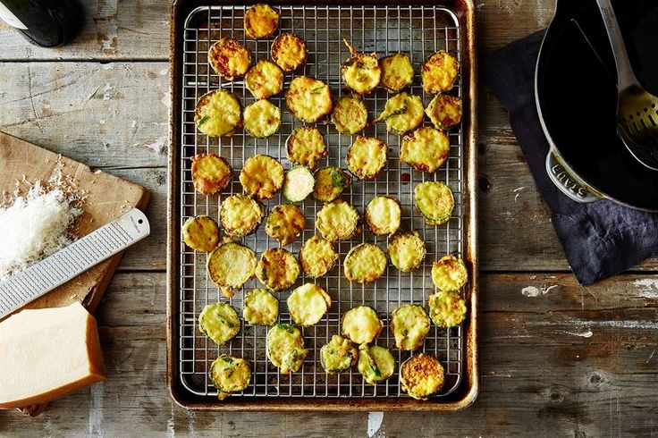 Roman Zucchini Fritters with Parmigiano Cheese  recipe on Food52