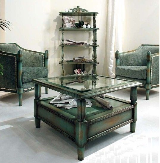 Italian Classic Accent Furniture - code: ECPM006