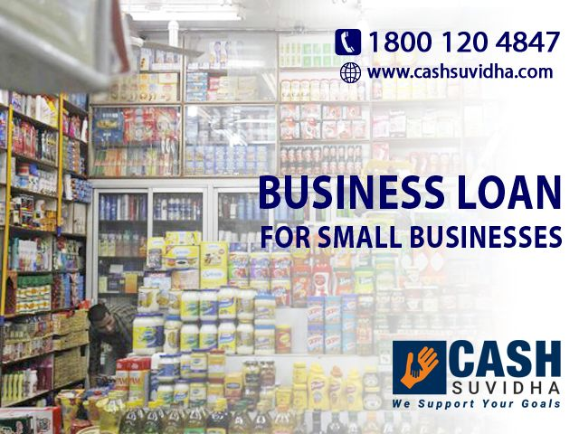 Cash Suvidha offers small business loan at low interest rates in Delhi. #BusinessLoan #Finance #QuickApproval #FastDisbursal #SMEs