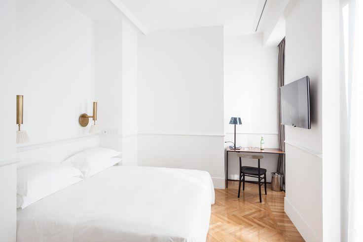 Superior Room at Senato Hotel Milano