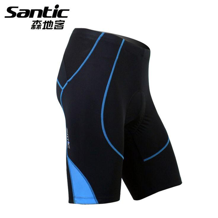 Mc05038b Santic летом езды на велосипеде шорты велосипедные шорты брюки мужчины Chinlon спандекс хлопка-ватник мтв шорты S-3XL размер шорты