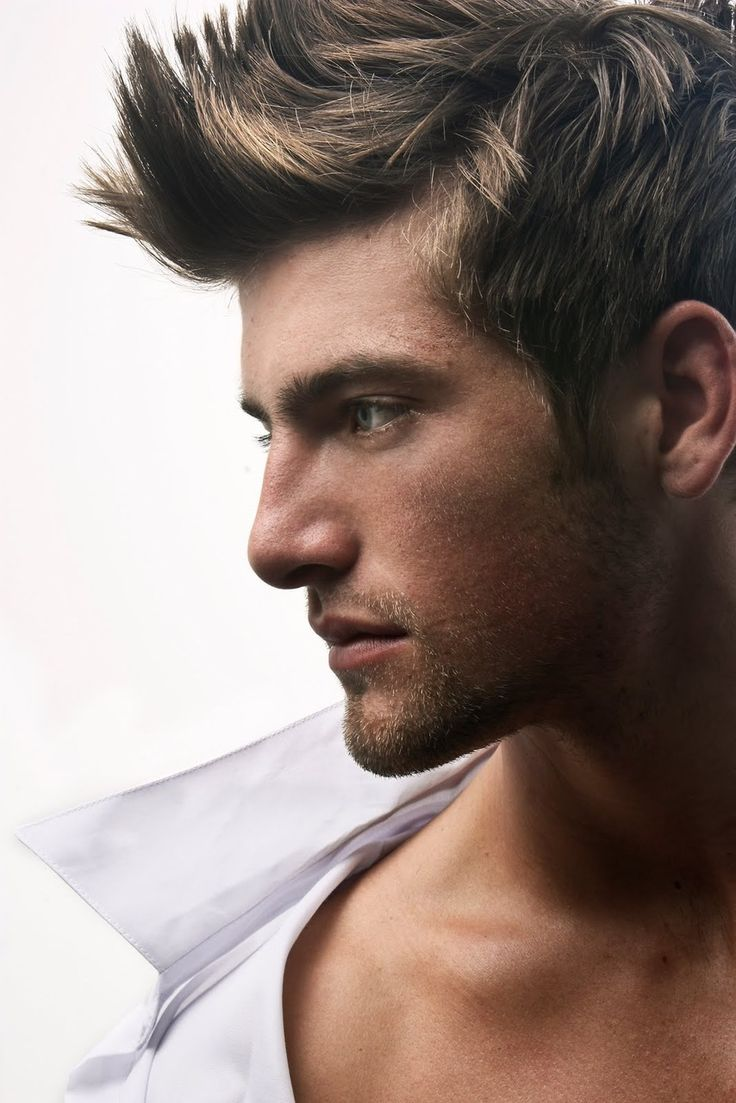 mens hair highlight styles use of highlights menshair dapper 3579